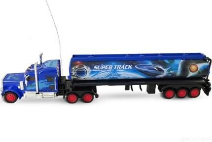 Трейлер цистерна Super Track на р/у HuangBo Toys 666-405