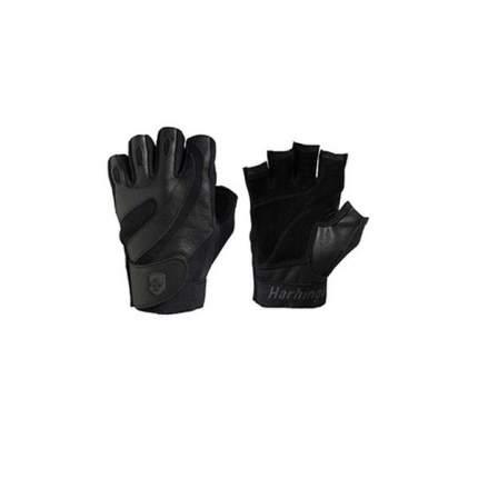 Перчатки для фитнеса Harbinger Pro Wash & Dry 143 черные XXL