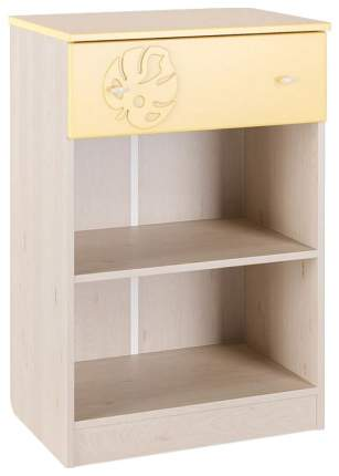 Стеллаж комбинированный Компасс-мебель Маугли МДМ-6 Желтый