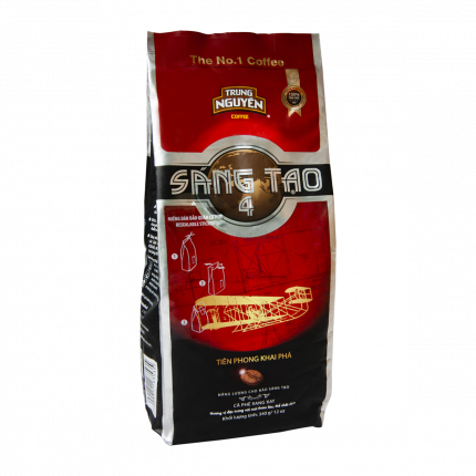 Кофе молотый Trung nguyen творчество №4  340 г
