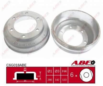 Тормозной барабан ABE C6G018ABE