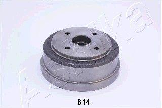 Тормозной барабан ASHIKA 56-08-814
