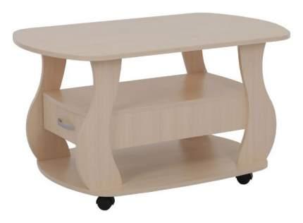 Журнальный столик Mebelson Барон 3 MBS_CZ-013_3 99,2х59,8х55,5 см, венге