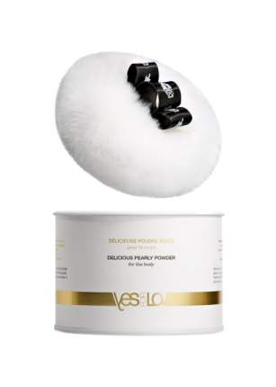 Пудра для тела YESforLOV Delicious Pearly Powder