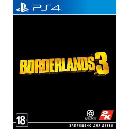 Игра для PlayStation 4 Borderlands 3