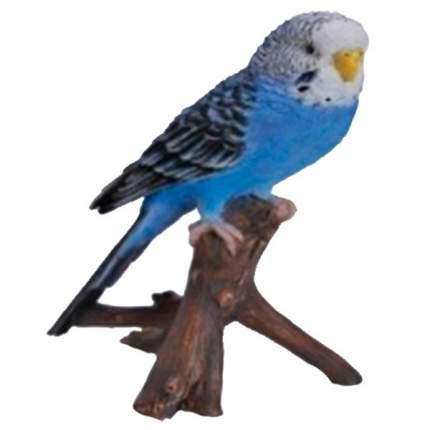 Фигура садовая навесная Попугай на ветке L9.7W8H16.5 см.