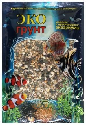 Грунт для аквариума ЭКОгрунт Галька Феодосия №0 2 - 5 мм 1 кг