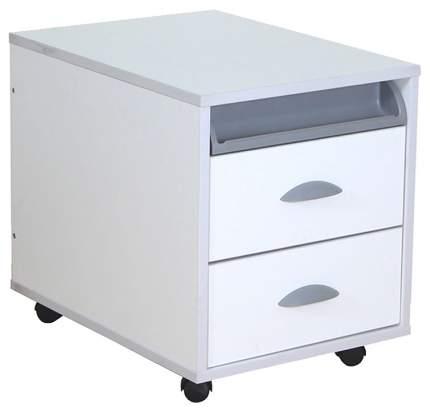 Тумба ТУВ-01-01 серия White (цвет товара: серый)