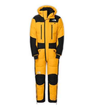 Комбинезон The North Face Himalayan Suit желтый, размер XL