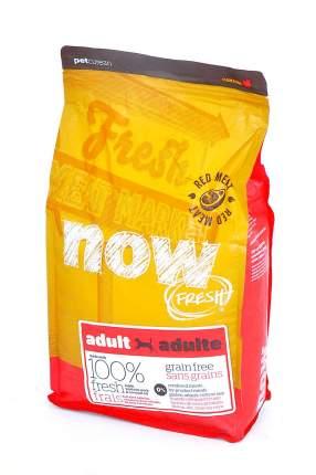 Сухой корм для собак NOW Fresh  Adult, все породы, оленина, ягненок, 2,72кг