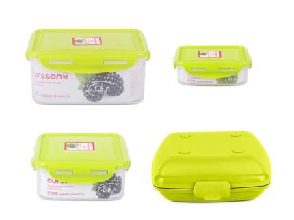 Набор пластиковых контейнеров CP05030915LB14/GA