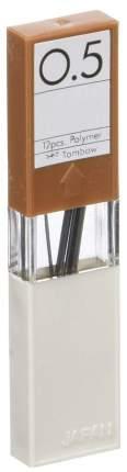 """Грифели для механических карандашей Tombow """"Mono"""", 0,5 мм, F, 12 штук"""