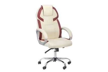 Компьютерное кресло Hoff Aurora, бежевый/красный