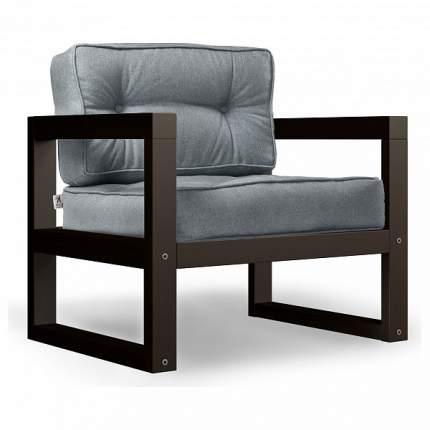 Кресло для гостиной Anderson Астер AND_122set235, серый
