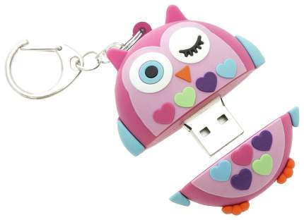 USB-флешка Trendz My Doodles Owl 8GB Pink (DDOWLUSB)