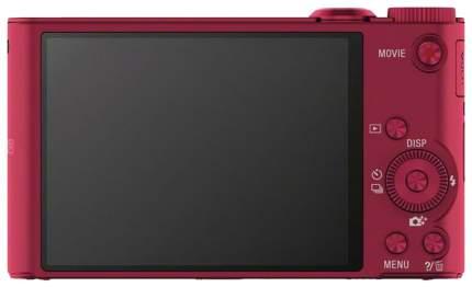 Фотоаппарат цифровой компактный Sony Cyber-shot DSC-WX300 Red