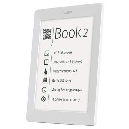 Электронная книга PocketBook Reader Book 2 White/Black