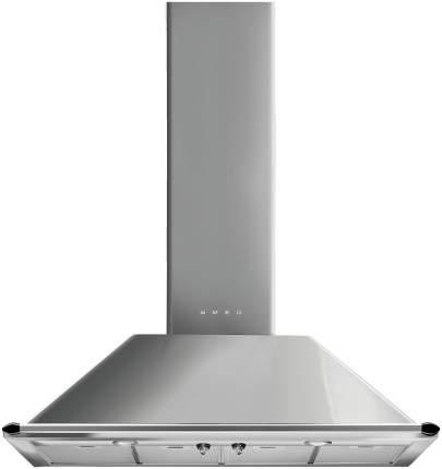 Вытяжка купольная Smeg KTR110XE Silver