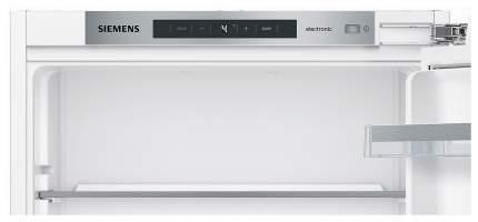 Встраиваемый холодильник Siemens KI86NVF20R Silver