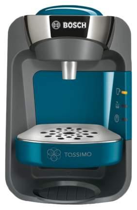Кофемашина капсульного типа Bosch SUNY TAS3205 Синий