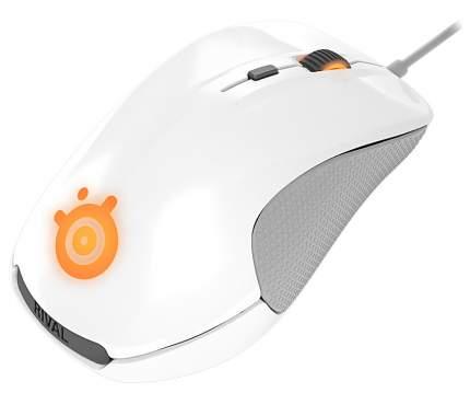 Проводная мышка SteelSeries Rival 300 White (62354)