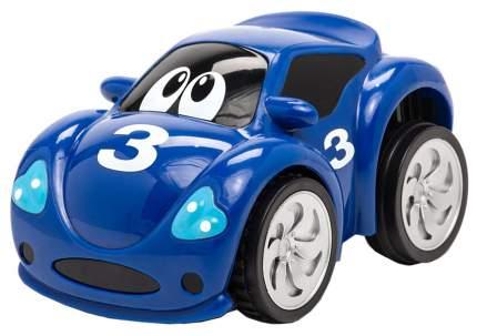 Машинка пластиковая Chicco Turbo Touch Fast голубая