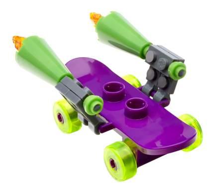 Конструктор пластиковый Mega Bloks® Черепашки - малыши боевые скейтбордеры DMW38 DMW40