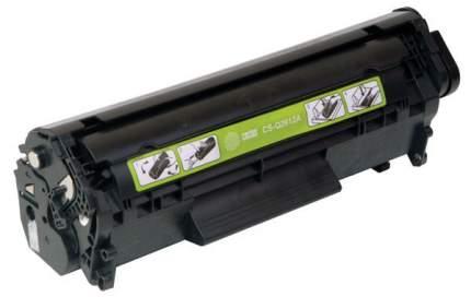 Картридж для лазерного принтера Cactus CS-Q2612AS черный
