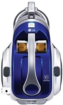 Пылесос LG  VK89601 HQ Blue