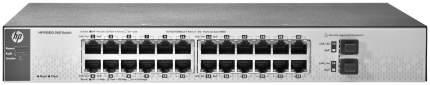 Коммутатор HP PS1810-24G J9834A Черный