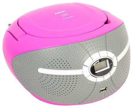 Магнитола BBK BX195U Розовый
