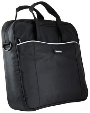 "Сумка для ноутбука 15.6"" Crown CMB-554 Black"