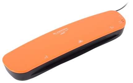 Ламинатор Gladwork LM401 Оранжевый, серый