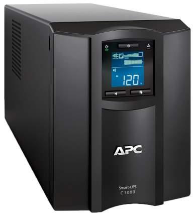 Источник бесперебойного питания APC SMART SMC1000I Black