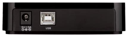 Разветвитель для компьютера D-Link 7 портов USB 2.0 DUB-H7