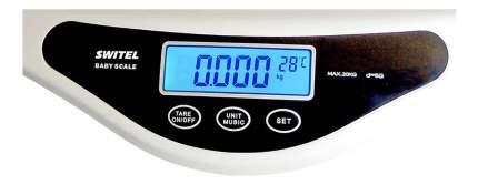 Детские электронные весы Switel BH 700