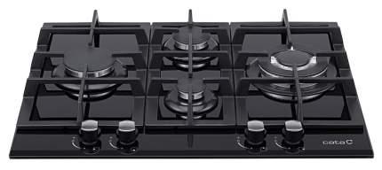 Встраиваемая варочная панель газовая CATA lCI 631 A BK/A Black