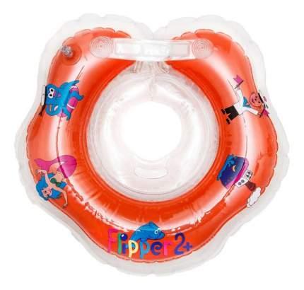 Круг для купания Roxy-kids Roxy-Kids Flipper 2+ Круг На Шею Для Купания Малышей От 1,5 Лет