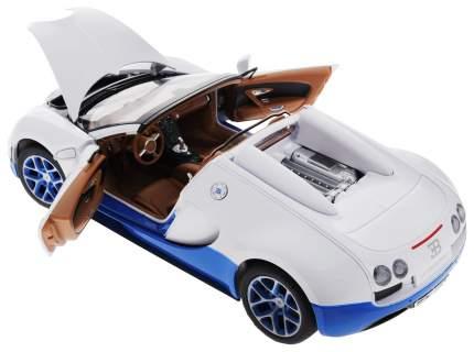 Коллекционная модель Rastar 1:18 Машинка Bugatti Veyron 16.4 Grand Sport Vitesse
