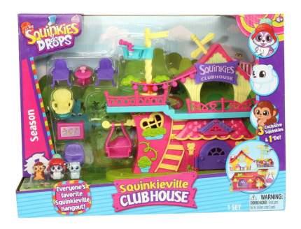Игровой набор Squinkies Клуб друзей