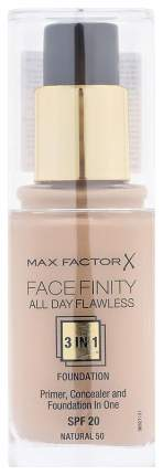 Тональный крем Max Factor Facefinity All Day Flawless 50 Natural