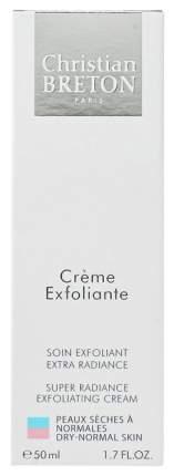 Пилинг для лица Christian Breton Creme Exfoliant 50 мл