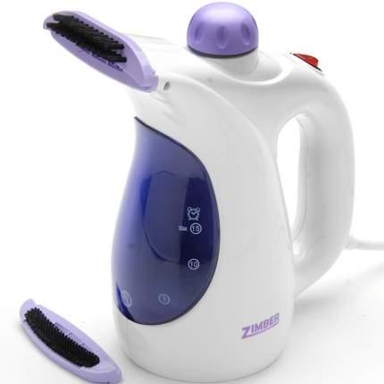 Ручной отпариватель Zimber ZM-10085 White/Purple