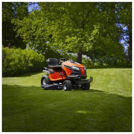 Садовый трактор - газонокосилка с сиденьем Husqvarna TS 138
