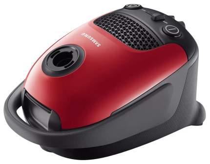 Пылесос Samsung  VC20F30WNGR Red