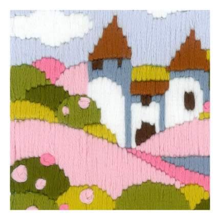 Вышивка для детей Риолис Розовый сад