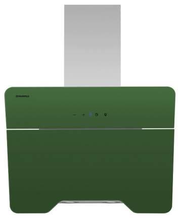 Вытяжка наклонная MAUNFELD Tweed 60 Green/Silver