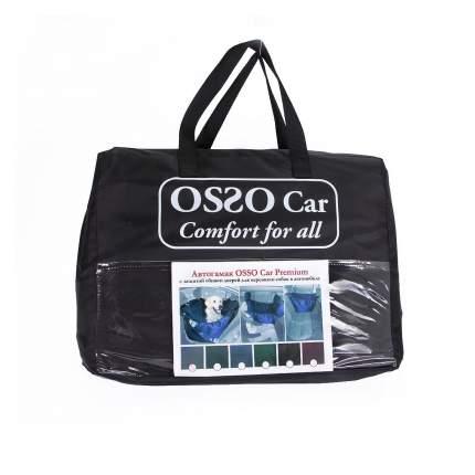 OSSO Car Premium Автогамак для перевозки собак в автомобиле, 135х170 см