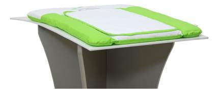 Пеленальная доска Тополь Polini Зайки 70 х 50 см зеленая