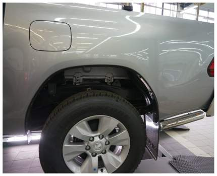 Защита заднего бампера Can Otomotiv для Toyota TOHI.53.4156